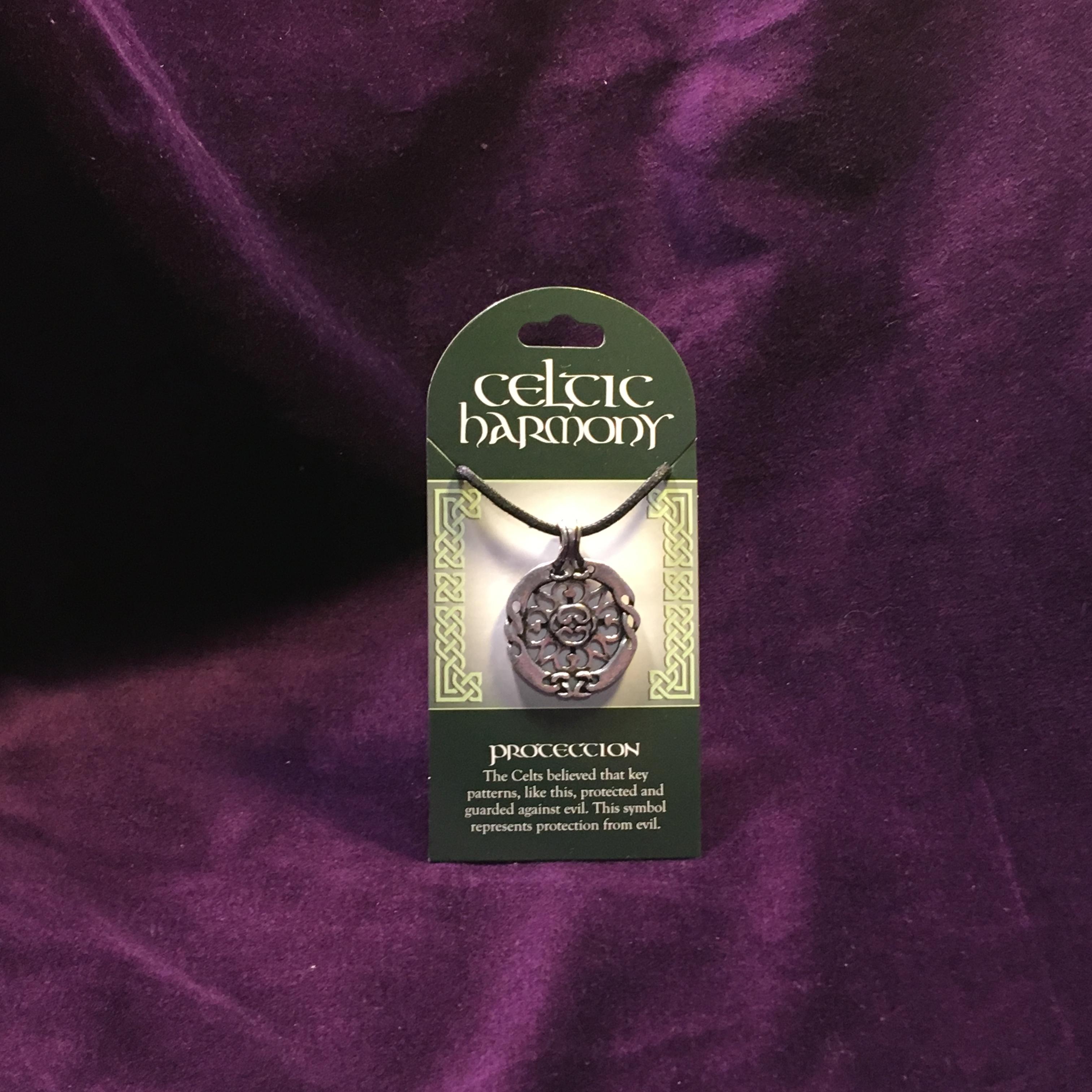 Celtic Harmony Pendant